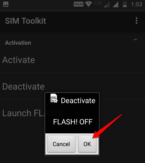 How to Stop Flash Messages in Vodafone, Idea, Jio, Aircel, and