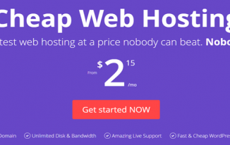 Hostinger – One of the Cheapest Web Hosting Providers