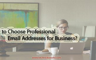 Professional Email Address Examples