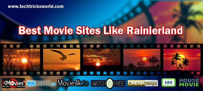 6 Best Movie Sites Like Rainierland