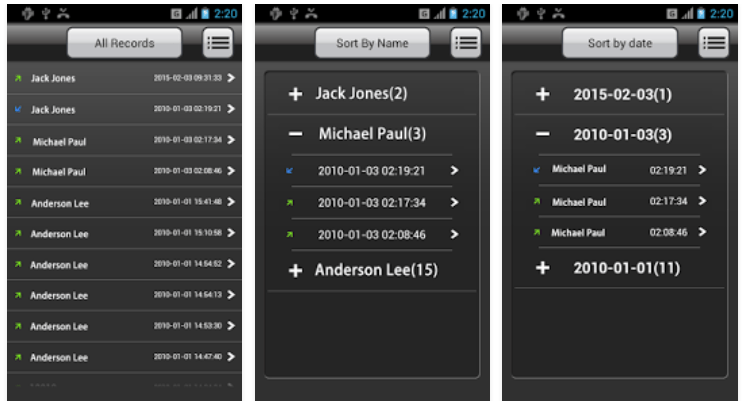caller recorder apps for Android