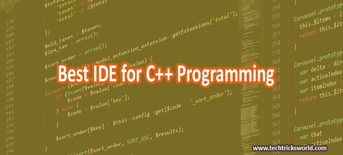 8 Best IDE for C++ Programming