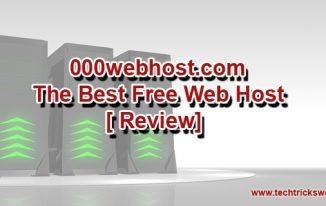 000webhost.com Review – The Best Free Web Host