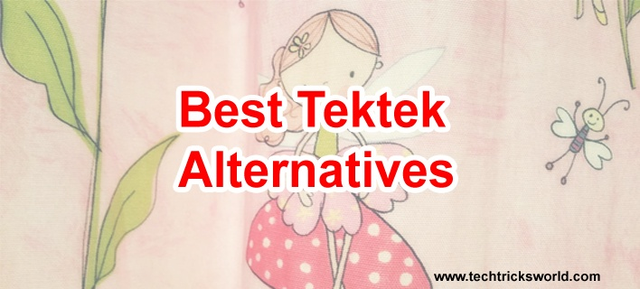 8 Best Tektek Alternatives to Create Avatars