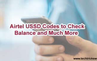Airtel USSD Codes to Check Balance and Much More