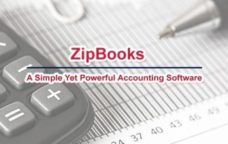 ZipBooks – A Simple Yet Powerful Accounting Software