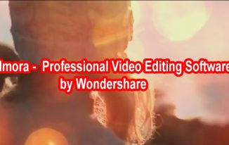 Filmora Review – Professional Video Editing Software from Wondershare
