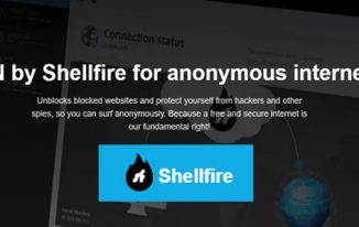 ShellFire VPN – Enjoy the Premium VPN Service {Review}
