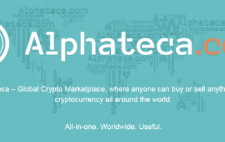 Alphateca – The Global Crypto Marketplace