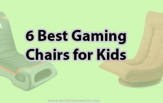 Six Best Gaming Chairs for Kids