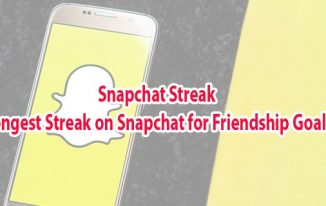 Snapchat Streak – Longest Streak on Snapchat for Friendship Goals