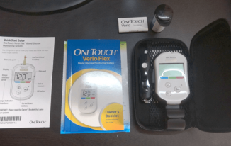 OneTouch Verio Flex Glucometer {Review}