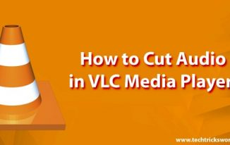 How to Cut Audio in VLC Media Player?