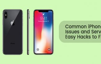 Common iPhone X Issues and Services: Easy Hacks to Fix it