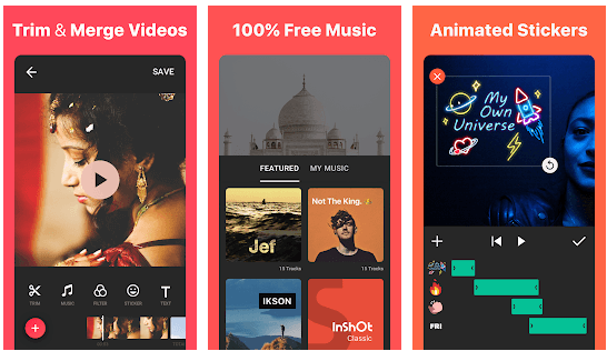 5 Best Android Apps to Edit TikTok Videos