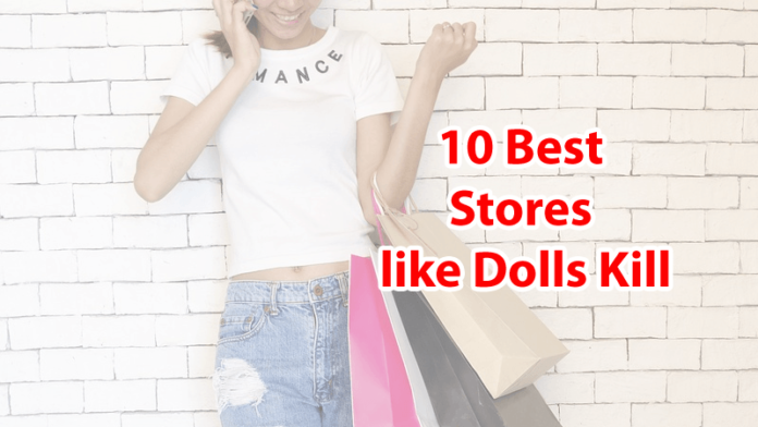 ab0759bc96 Top 10+ Stores like Dolls Kill – Ultimate Shopping List