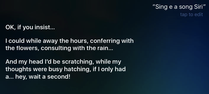25 Things to Ask Siri to Make Her Mad