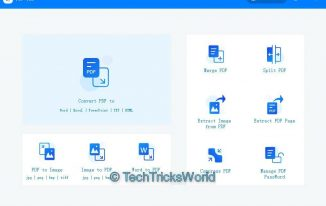 PDF WIZ – An Easy to Follow Option to Convert PDF to Word