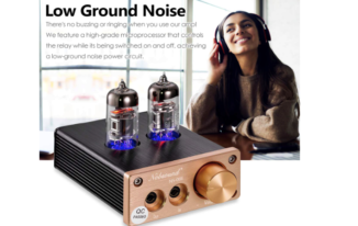 Best Tube Headphone AMP Under 200 USD