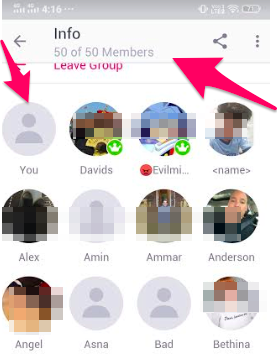 Blocked on you kik see who Top 10