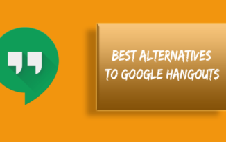 8 Alternatives to Google Hangouts