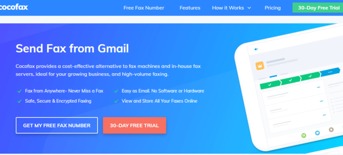 How to Send Faxes from Gmail? The most actionable online faxing solution