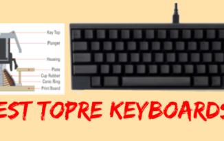 Top 7 Best Topre Keyboards {With Topre Switch}
