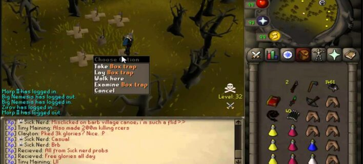 OSRS: Hunting Black Chinchompas Quick Guide