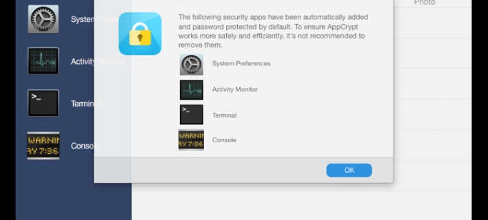 Cisdem AppCrypt – A Powerful Tool to Lock Websites and Apps on Mac