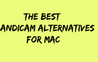 The Best Bandicam Alternatives for Mac [2021]