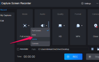How to Record Zoom Meeting with ToolRocket Capture Screen Recorder