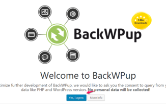 How to Take Backup of WordPress Blog Files, Database Manually and Automatically